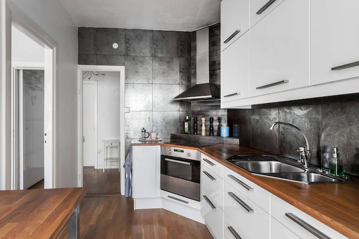 Privat apartment in central Stockholm (35 sqm)