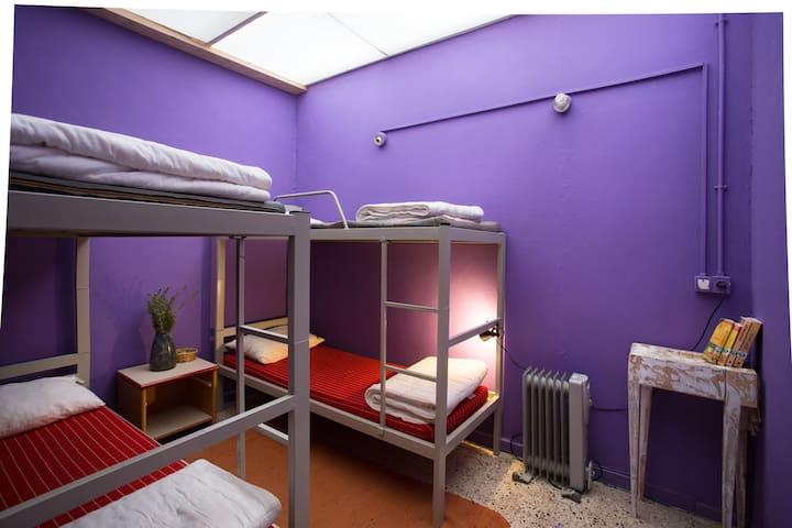 Me'ever - Mitzpe Ramon - Hostel