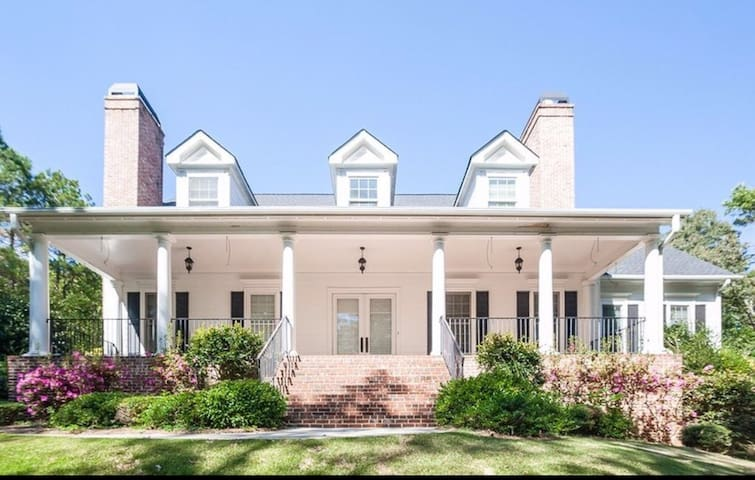 Nestled in the Hills with a Scenic View - Douglasville - Hus