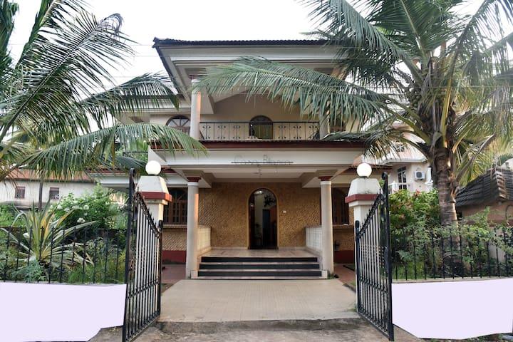 TT Casa Blanca 5B Villa - กัว - บ้าน