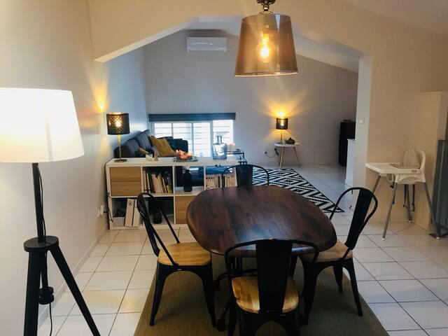 Appartement calme et agréable Bordeaux Bastide