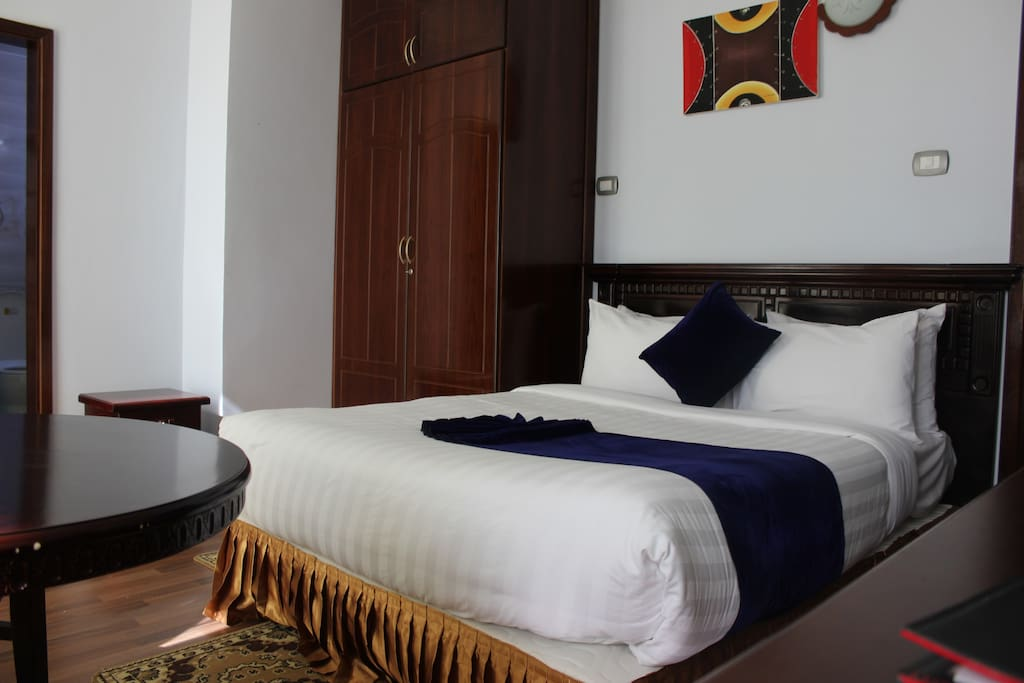 Deluxe rooms with kitchenette