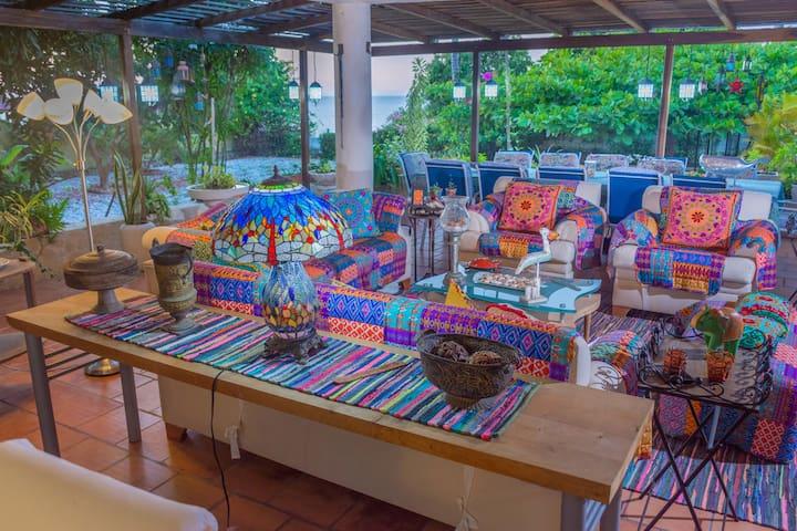 """Casa en Villa Tanga """"Canto del Mar"""""""