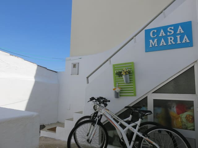 Casa Maria WiFi Beach&Countryside