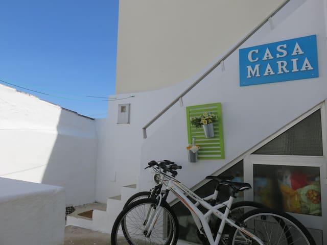 Casa Maria WiFi Beach&Countryside - Almádena/Luz Lagos - Apartment