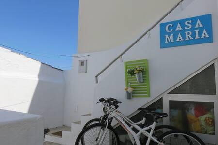 Casa Maria WiFi Beach&Countryside - Almádena/Luz Lagos - Daire