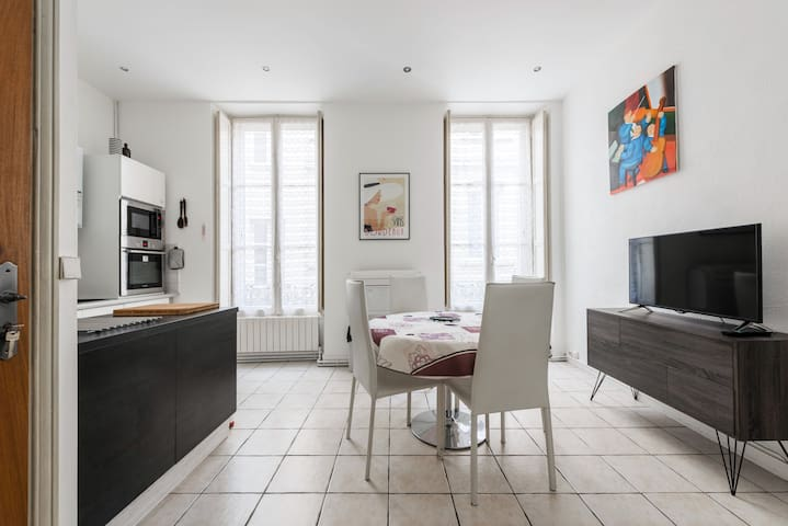 Appartment in the historic Bordeaux