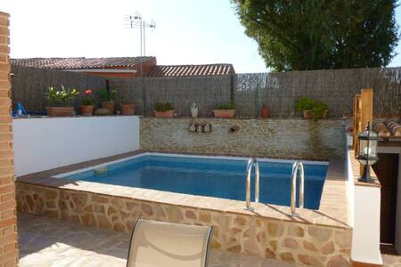 La Casa Rustica 33 Pool House - Jimena de la Frontera
