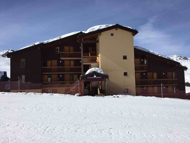 Appartement ski au pied (in/out), ESF a pied - Aime