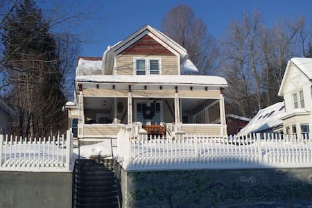 Charming Victorian near Gore Mt. - North Creek
