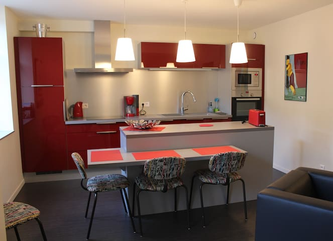 Apartement in Rosières aux Salines