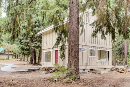 Cabin Close To Crater Lake & Lake of the Woods - Кламат-Фолс - Дом