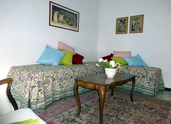 Appartamento sulla via della Riviera