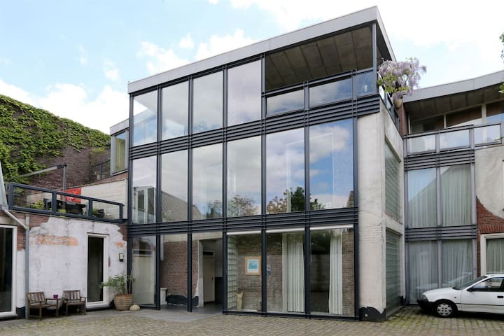 Unique house in the centre of Tilburg