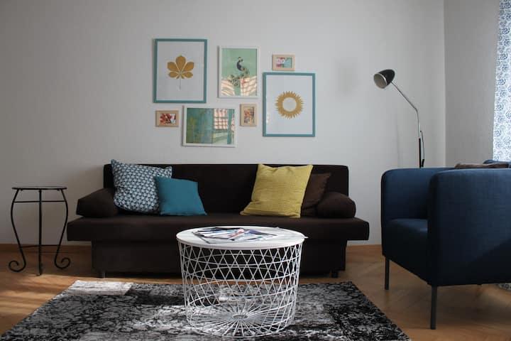 Appartement Douc'heures (spacieux - 2.5 pièces)