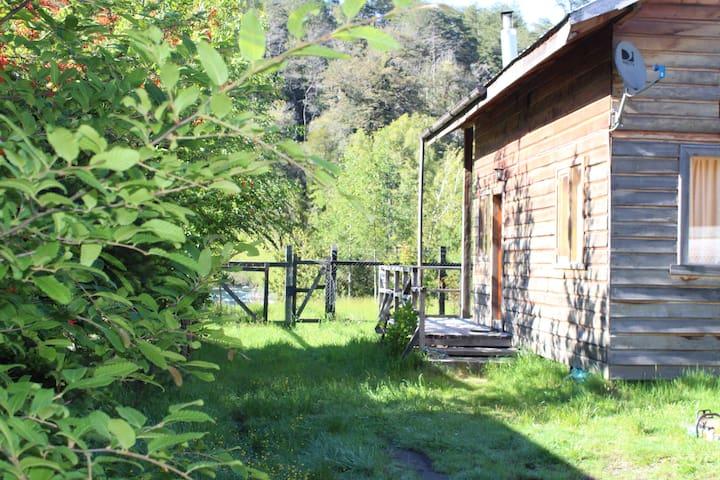 Casa para 12 personas con vista al rio