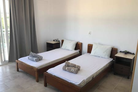 Summer vacations in Laganas  - apartment 1