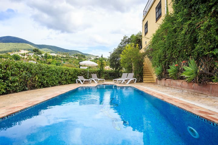 Cosy villa for 4 people with private pool and spa - Alhaurín el Grande - Casa