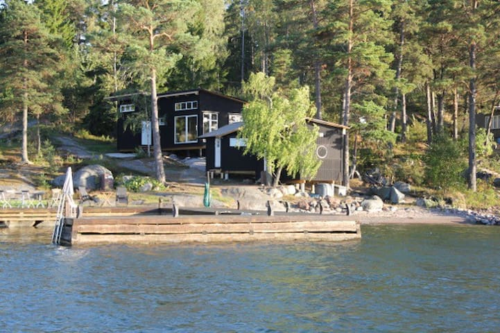 Archipelago cottage