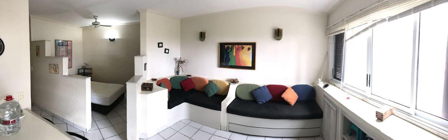 Espectacular suite frente al mar!! Club Casablanca