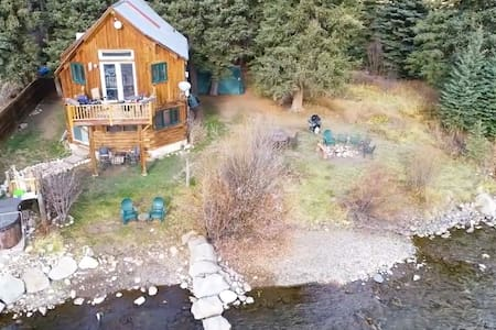 Crested Butte Cabin on the River