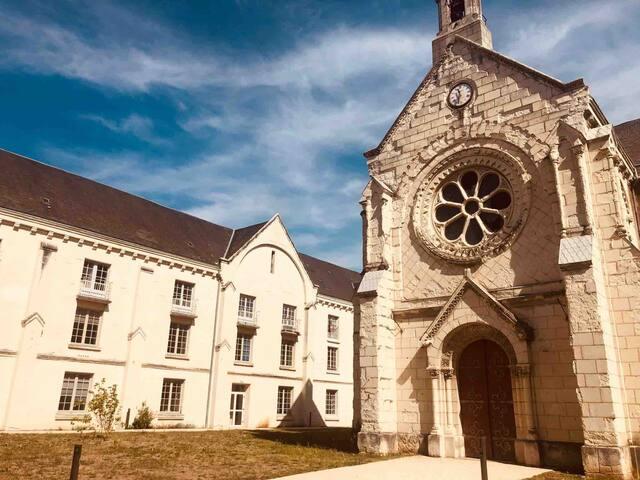 Studio agréable / Quartier Notre-Dame de Nantilly