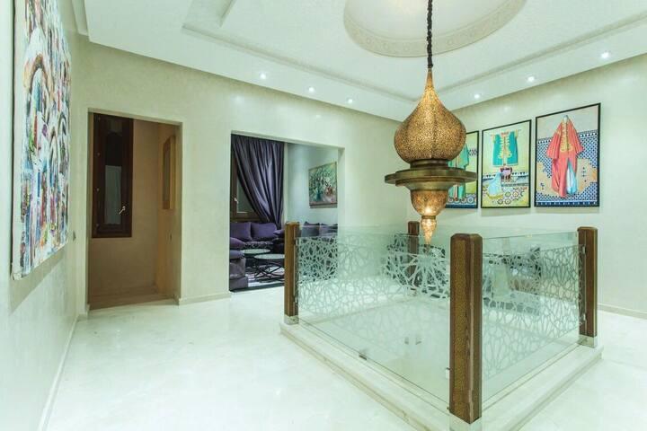 Villa Bab Atlas 2 - 3 Suites - Piscine