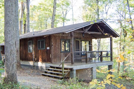 #6 Sycamore Romantic Mt Cabin, Lake, Fishing