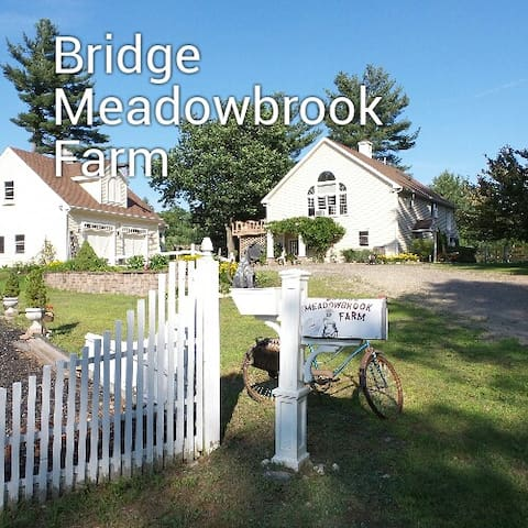 Bridge Meadow Brook Farm - Tyngsborough - Maison
