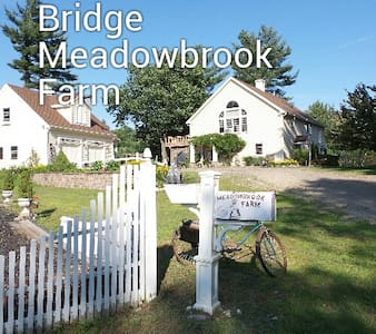 Bridge Meadow Brook Farm - Tyngsborough - Ház