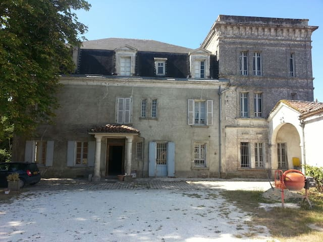 Castle near COGNAC - cognac