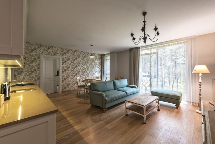 Meadow Apartment (2 bedrooms, 73 sq.m)