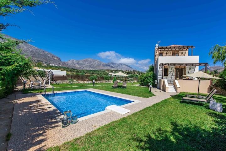 Gasparakis villas Dafni Two Bedroom Villa