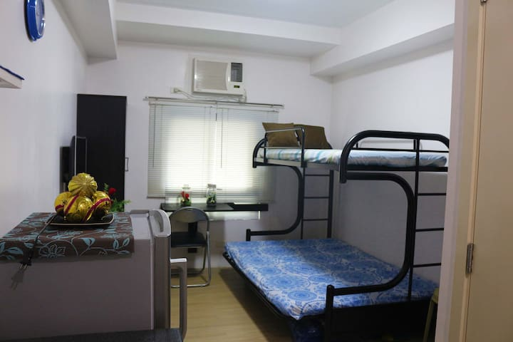 Studio Zen in Taft for comfortable and safe abode