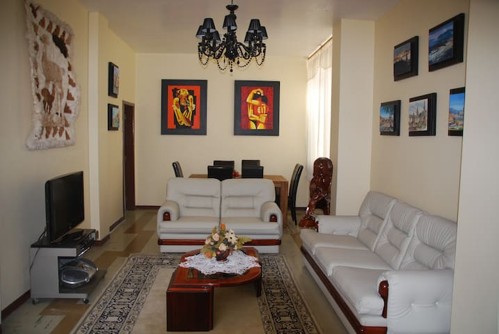 Beautiful apartment in historical center of Quito