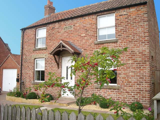 Argil Cottage - cosy house in the North York Moors