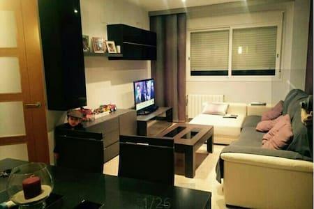 Gran piso a 15 minutos de Valencia - La Pobla de Vallbona - 公寓
