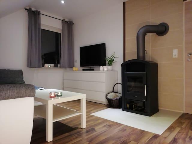 Schöne 2-Zimmer Wohnung mit eigener Küche und Bad