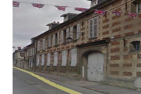 Hotel particulier Noyon - Noyon - Huoneisto