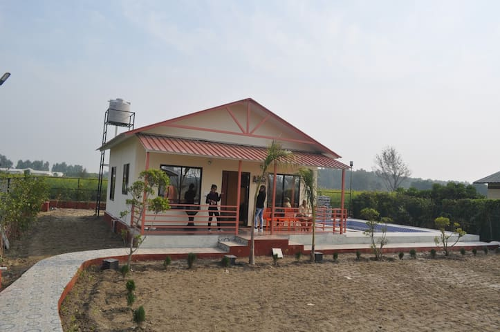 Rajrani Farms (Pet Vacation)