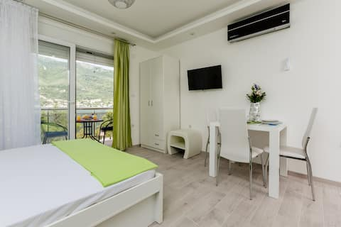 Dream Vacation Apartments- Green Studio