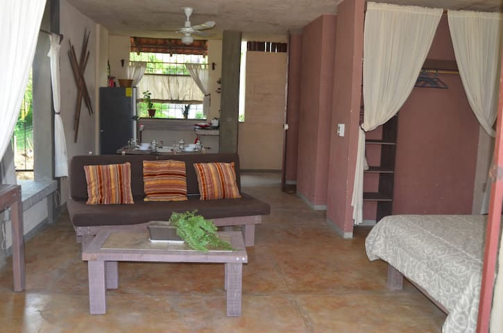 Tau Kie Sayulita 4 -  MONTHLY RENTAL ( Studio)