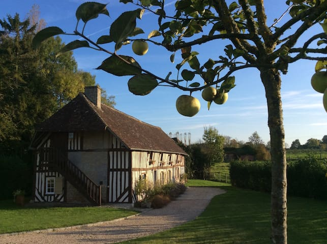 Charming cottage in the heart of Normandy - Saint-Ouen-du-Mesnil-Oger - บ้าน