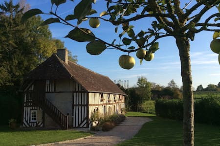 Charming cottage in the heart of Normandy - Saint-Ouen-du-Mesnil-Oger