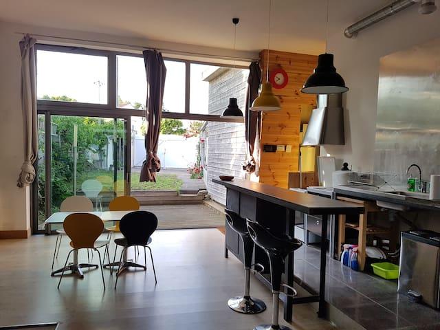 Maison style LOFT sur Niort