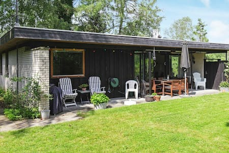Serene Holiday Home in Hovedstaden with Terrace