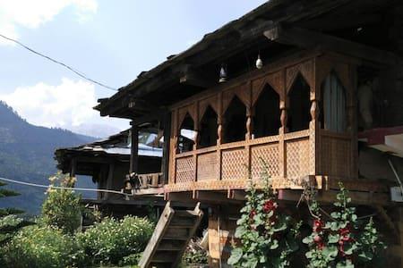 Homestay in Kais, Kullu - Kullu - Huis