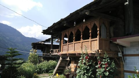 Kundan Homestay in Kais,kullu Manali
