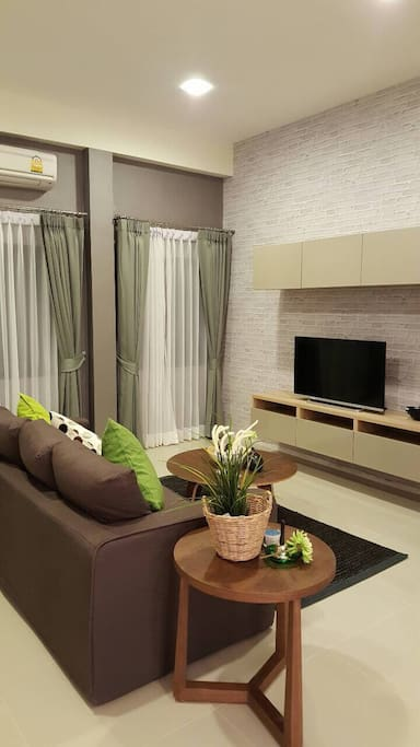ห้องนั่งเล่น Living room