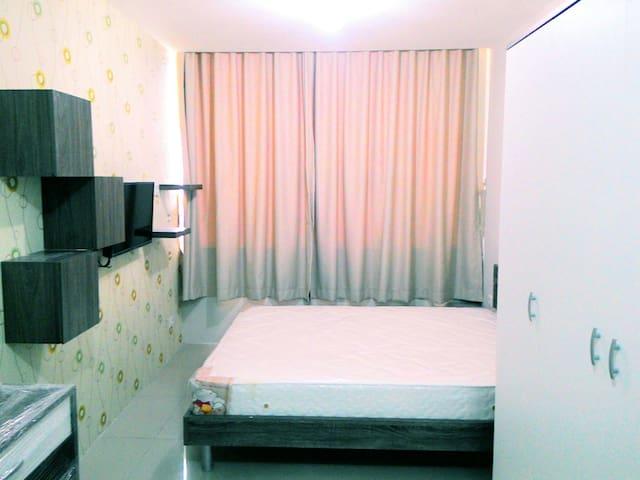 Central Jakarta studio apartement